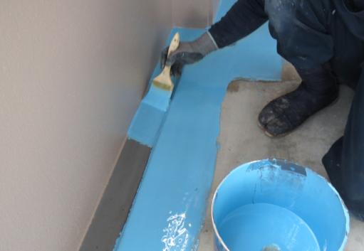 ウレタン防水 中塗り 長尺シート