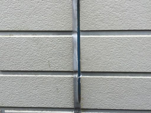 シール隙間あり シール割れ シールひび割れ硬化 名古屋市塗装 愛知県 変性取替