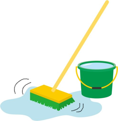 名古屋の外壁塗装  掃除・点検