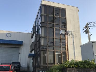愛知県の外壁塗装工事の施工前の写真