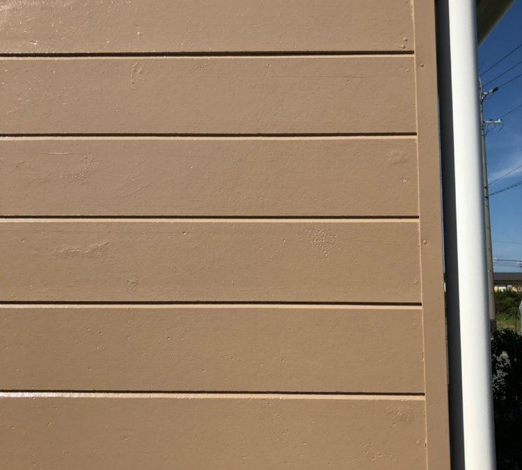 愛知県の外壁塗装工事の塗装後