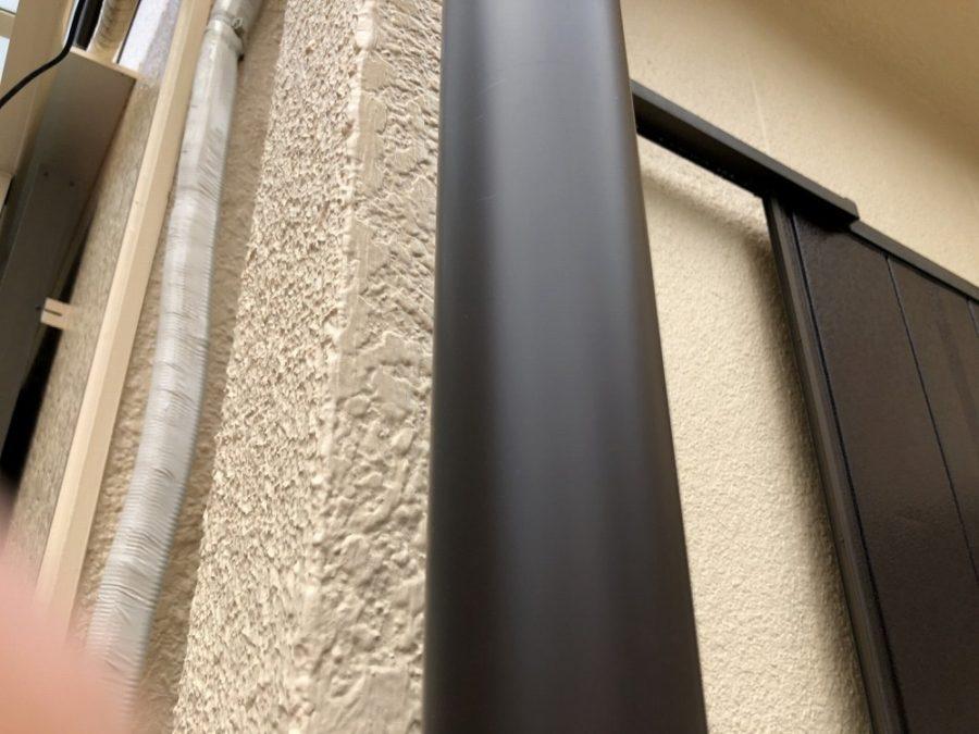 愛知県の外壁塗装工事のトイの塗装後の写真